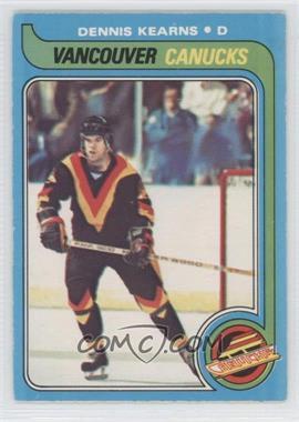 1979-80 O-Pee-Chee - [Base] #76 - Dennis Kearns