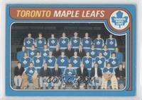 Toronto Maple Leafs Team [Good to VG‑EX]