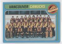 Vancouver Canucks Team