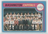Washington Capitals Team [Poor to Fair]