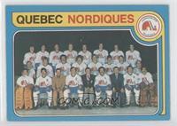 Quebec Nordiques Team [GoodtoVG‑EX]