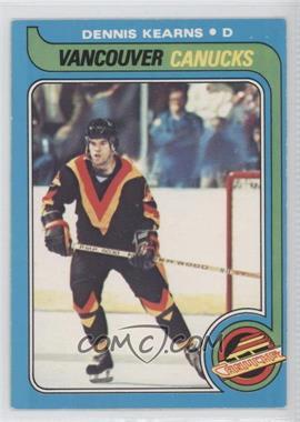 1979-80 O-Pee-Chee #76 - Dennis Kearns