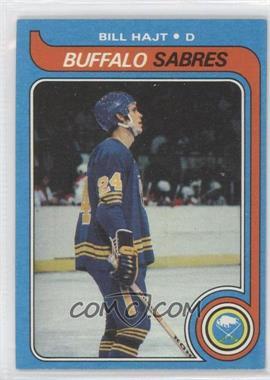 1979-80 Topps - [Base] #221 - Bill Hajt