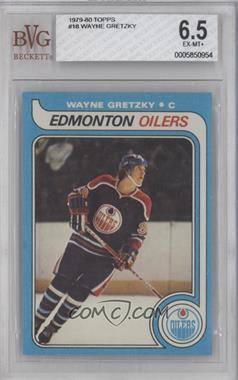1979-80 Topps #18 - Wayne Gretzky [BVG6.5]