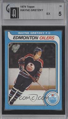 1979-80 Topps #18 - Wayne Gretzky [GAI5]