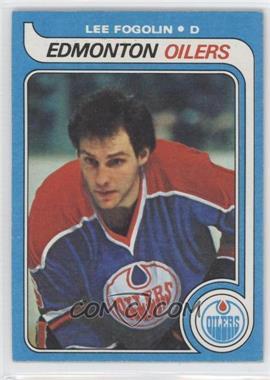 1979-80 Topps #183 - Lee Fogolin