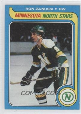 1979-80 Topps #22 - Ron Zanussi