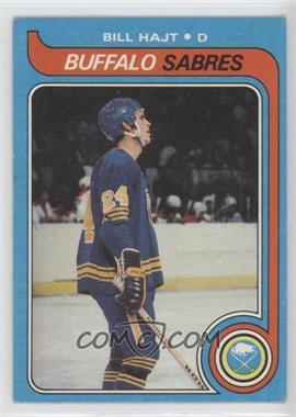 1979-80 Topps #221 - Bill Hajt