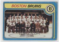 Boston Bruins Team [Poor to Fair]
