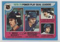 Marcel Dionne, Lanny McDonald, Paul Gardner