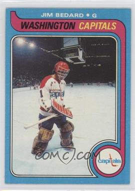 1979-80 Topps #62 - Jim Bedard