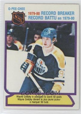 1980-81 O-Pee-Chee - [Base] #3 - Wayne Gretzky