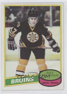 1980-81 O-Pee-Chee #140 - Ray Bourque