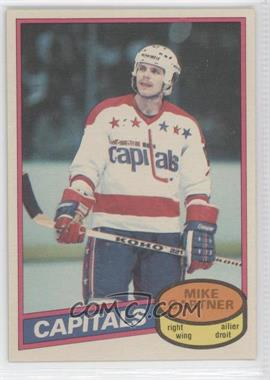 1980-81 O-Pee-Chee #195 - Mike Gartner