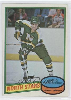 1980-81 O-Pee-Chee #317 - Craig Hartsburg