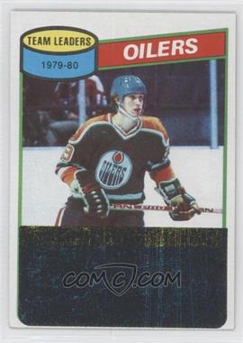 1980-81 Topps #182 - Wayne Gretzky