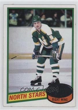 1980-81 Topps #192 - Ron Zanussi