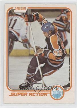 1981-82 O-Pee-Chee #125 - Wayne Gretzky