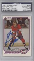 Guy Lafleur [PSA/DNA Certified Auto]