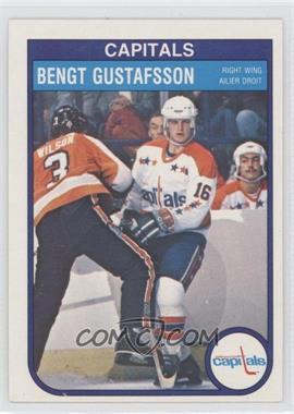 1982-83 O-Pee-Chee - [Base] #364 - Bengt-Ake Gustafsson