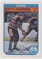 Matti Hagman