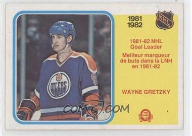 1982-83 O-Pee-Chee #235 - Wayne Gretzky