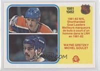 Wayne Gretzky, Michel Goulet