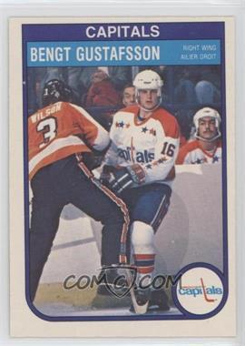 1982-83 O-Pee-Chee #364 - Bengt-Ake Gustafsson