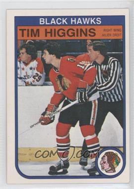 1982-83 O-Pee-Chee #66 - Tim Higgins