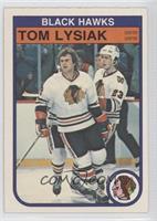 Tom Lysiak
