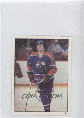 1982-83 Topps Album Stickers #94 - Mark Messier