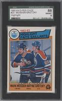 Mark Messier, Wayne Gretzky [SGC 88]