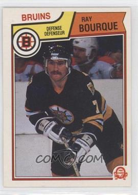 1983-84 O-Pee-Chee - [Base] #45 - Ray Bourque
