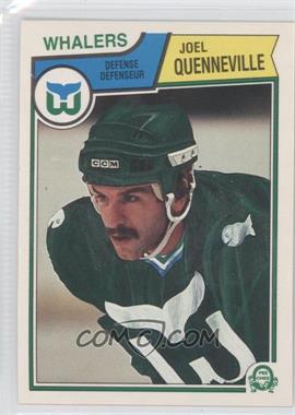 1983-84 O-Pee-Chee #145 - Joel Quenneville