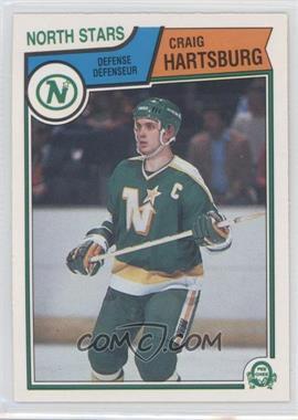 1983-84 O-Pee-Chee #172 - Craig Hartsburg