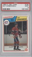 Guy Carbonneau [PSA 9]