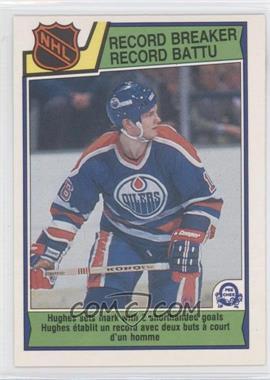 1983-84 O-Pee-Chee #213 - Pat Hughes