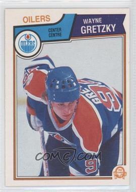 1983-84 O-Pee-Chee #29 - Wayne Gretzky