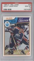 Willy Lindstrom [PSA 10]