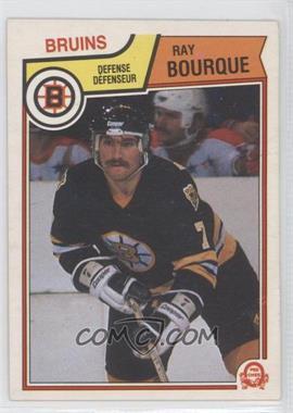 1983-84 O-Pee-Chee #45 - Ray Bourque