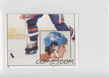 1983-84 Topps Album Stickers - [Base] #90 - Wayne Gretzky