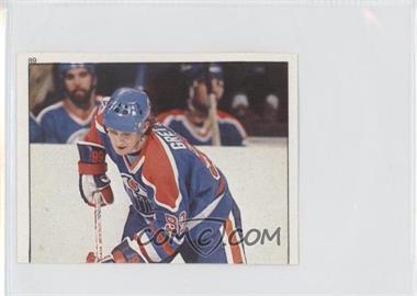 1983-84 Topps Album Stickers [???] #89 - Wayne Gretzky