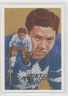 1983 Cartophilium Hockey Hall of Fame #115 - Red Horner