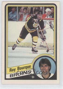 1984-85 O-Pee-Chee #1 - Ray Bourque