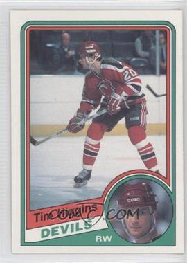 1984-85 O-Pee-Chee #111 - Tim Higgins