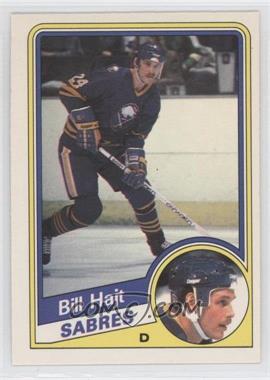 1984-85 O-Pee-Chee #21 - Bill Hajt
