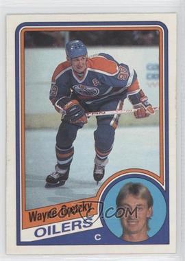 1984-85 O-Pee-Chee #243 - Wayne Gretzky