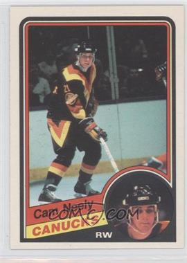 1984-85 O-Pee-Chee #327 - Cam Neely