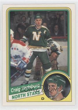 1984-85 O-Pee-Chee #98 - Craig Hartsburg