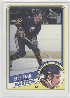 1984-85 Topps - [Base] #17 - Bill Hajt